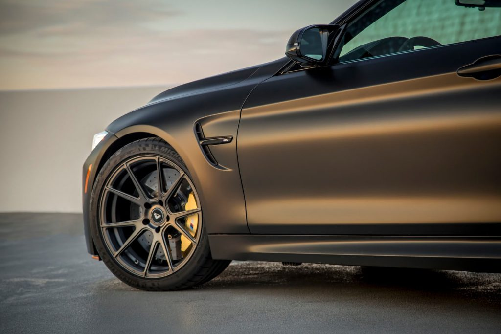 Gorgeous BMW M4 GTS With Carbon-Graphite Wheels (4)