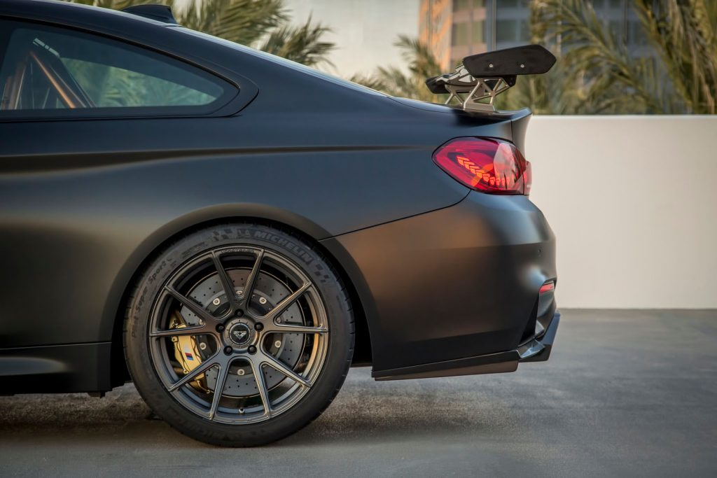 Gorgeous BMW M4 GTS With Carbon-Graphite Wheels (3)