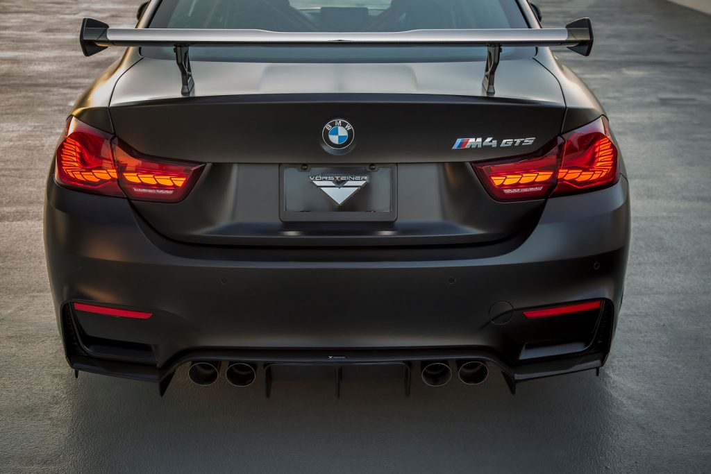 Gorgeous BMW M4 GTS With Carbon-Graphite Wheels (2)