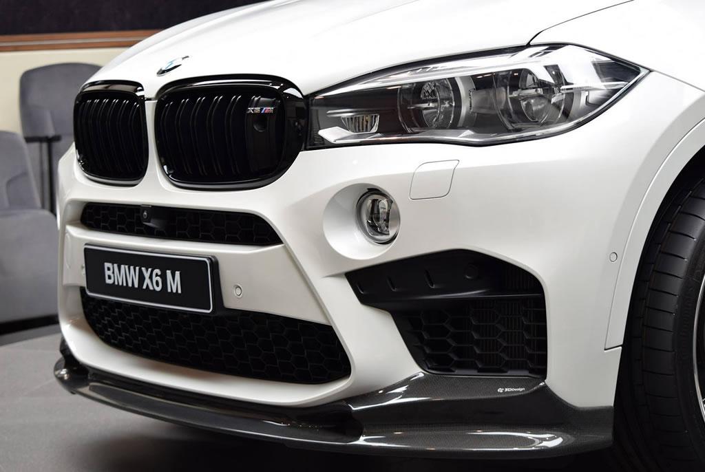Gorgeous BMW X6M Showcased In Abu Dhabi (9)