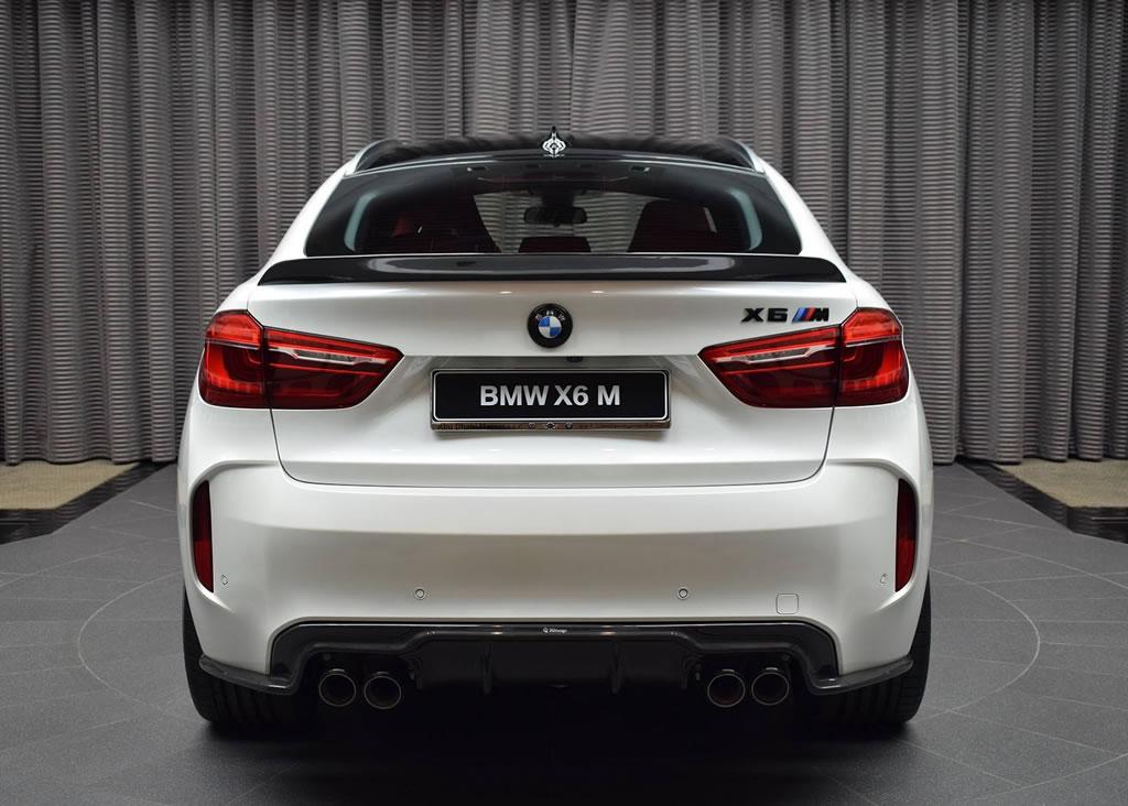 Gorgeous BMW X6M Showcased In Abu Dhabi (8)