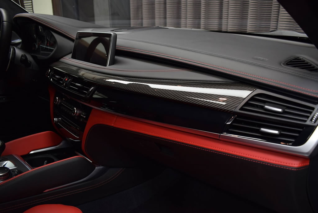 Gorgeous BMW X6M Showcased In Abu Dhabi (5)