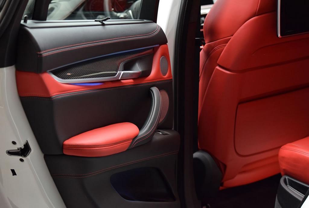 Gorgeous BMW X6M Showcased In Abu Dhabi (3)