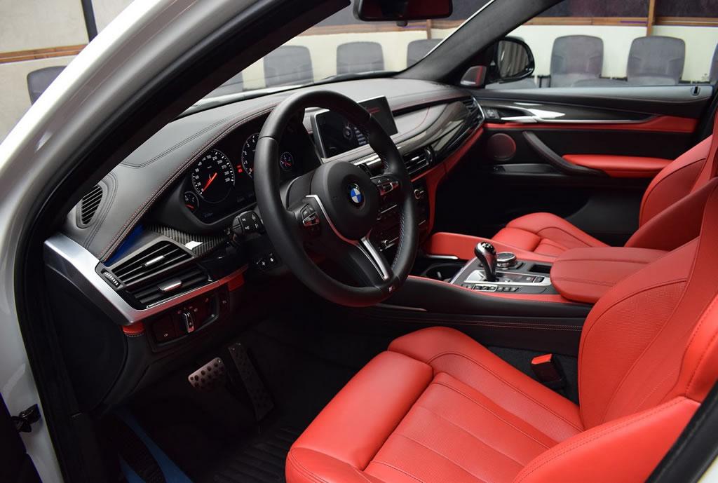 Gorgeous BMW X6M Showcased In Abu Dhabi (2)