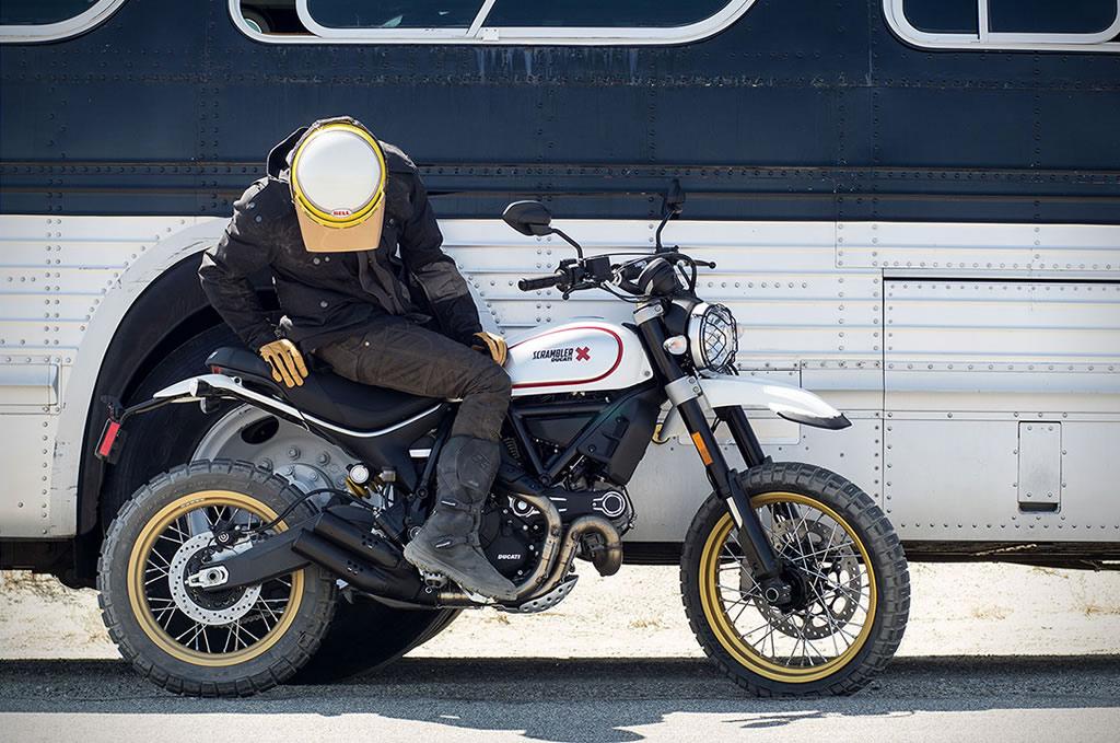 Impressive Ducati Scrambler Desert Sled (2)