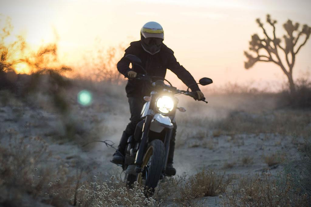 Impressive Ducati Scrambler Desert Sled (1)