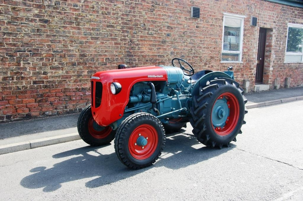 Lamborghini DL25 Tractor From 1955 (11)