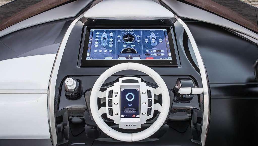 Lexus Sport Yacht Concept 10