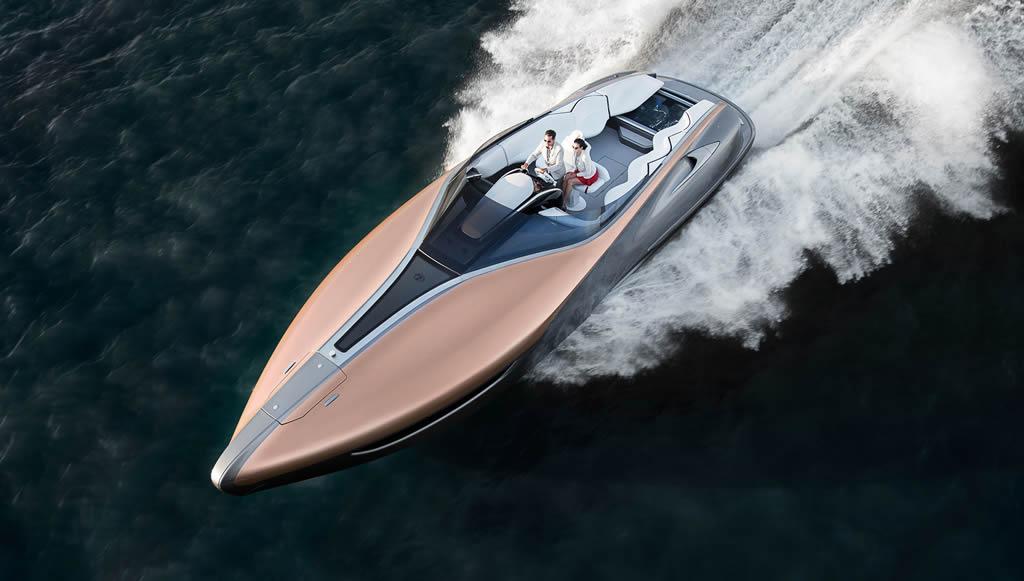 Lexus Sport Yacht Concept 4