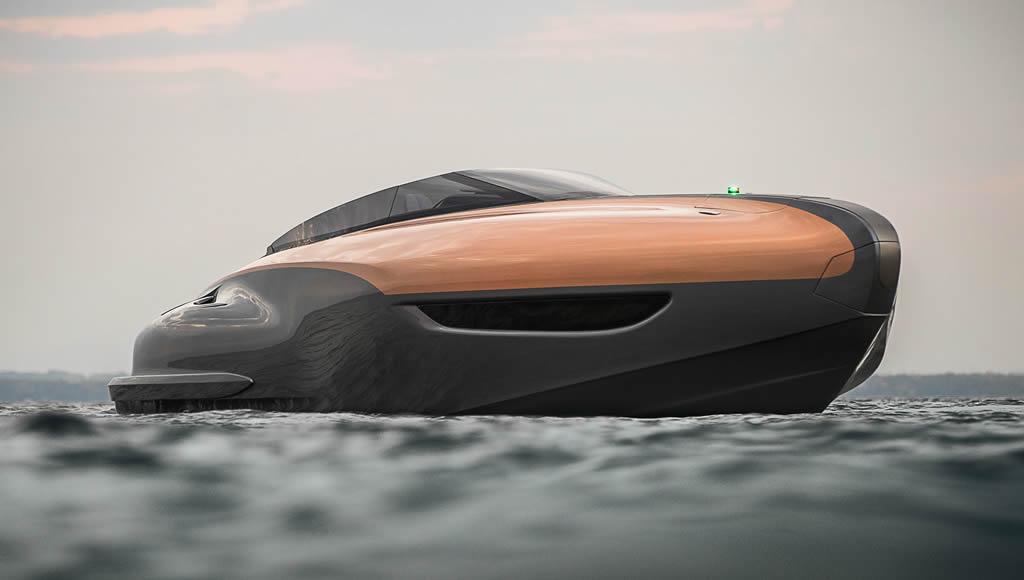 Lexus Sport Yacht Concept 7