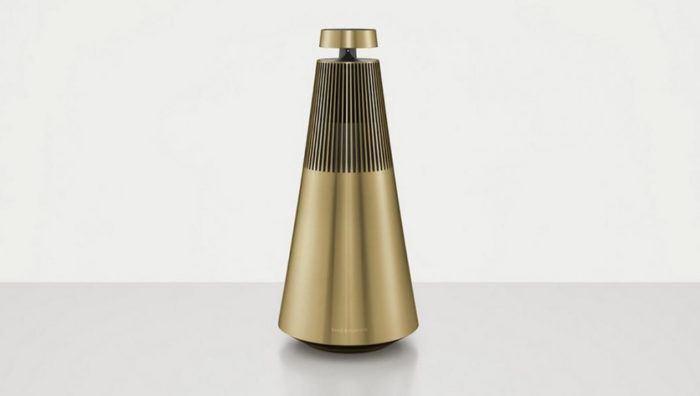 Outstanding New Brass Collection By Bang & Olufsen 1