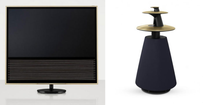 Outstanding New Brass Collection By Bang & Olufsen 2