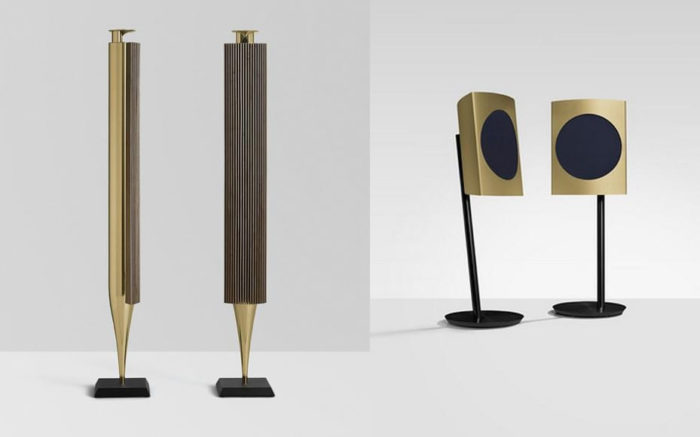 Outstanding New Brass Collection By Bang & Olufsen 3