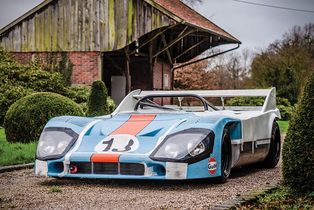 Porsche 917-10 Prototype From 1970 Is Auctioned Off 1