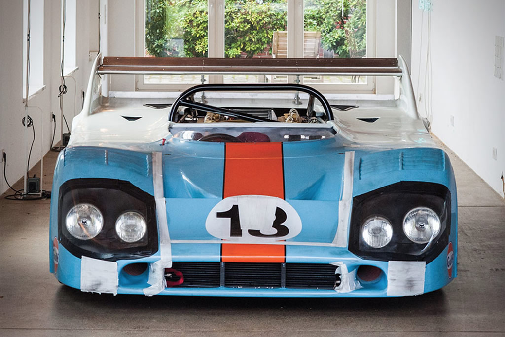 Porsche 917-10 Prototype From 1970 Is Auctioned Off 3