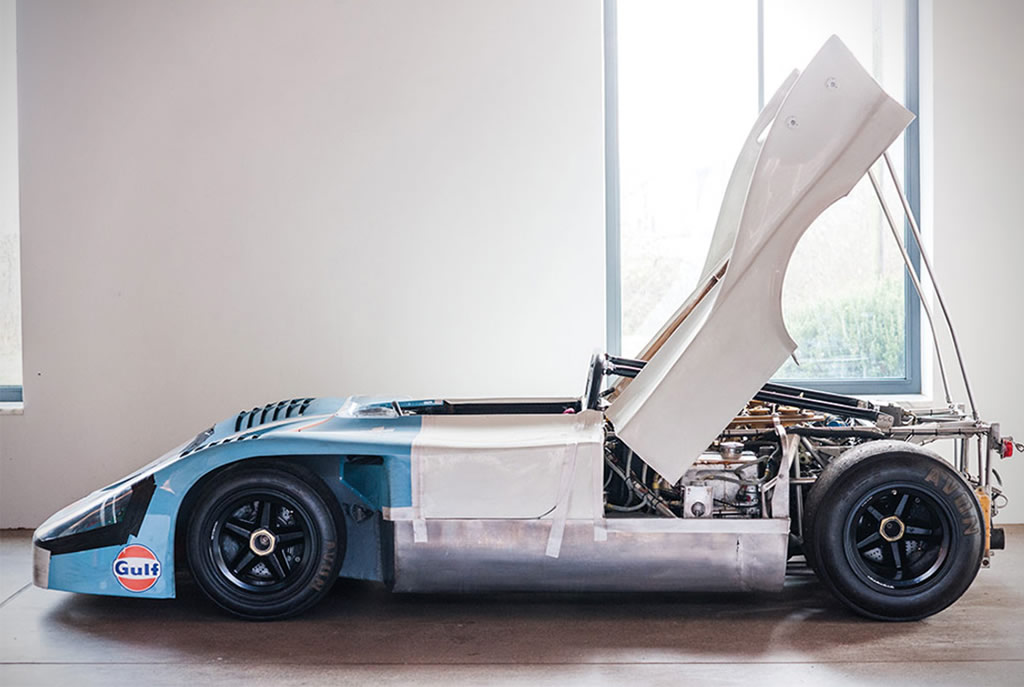 Porsche 917-10 Prototype From 1970 Is Auctioned Off 4