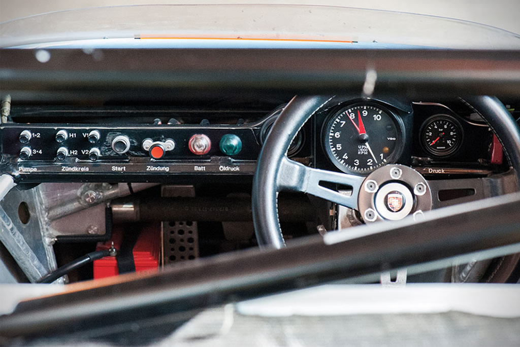 Porsche 917-10 Prototype From 1970 Is Auctioned Off 6