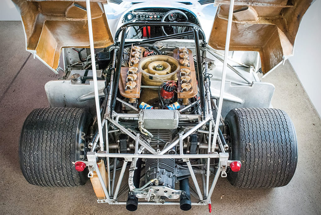 Porsche 917-10 Prototype From 1970 Is Auctioned Off 8