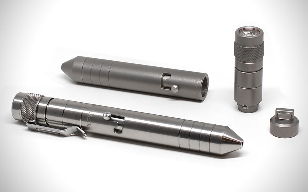 Practical Multitool By Refyne Includes A Pen And A Flashlight 2