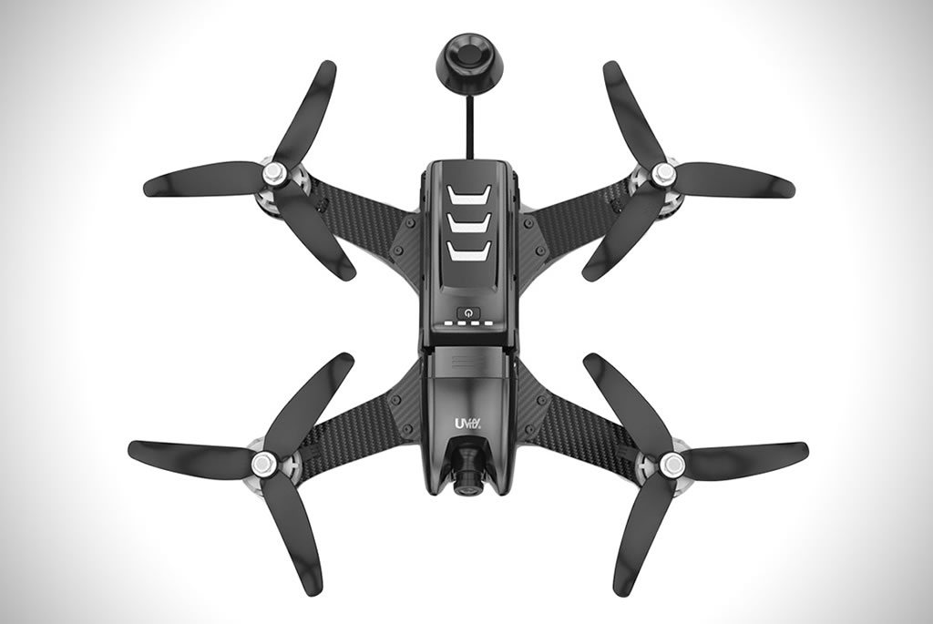 Presenting UVify's Draco Racing Drone 1