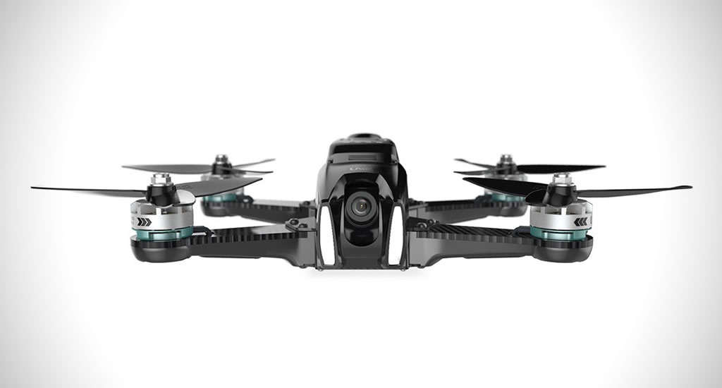 Presenting UVify's Draco Racing Drone 2