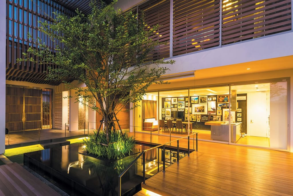Private Home In Bangkok, Thailand By Openspace Design (2)