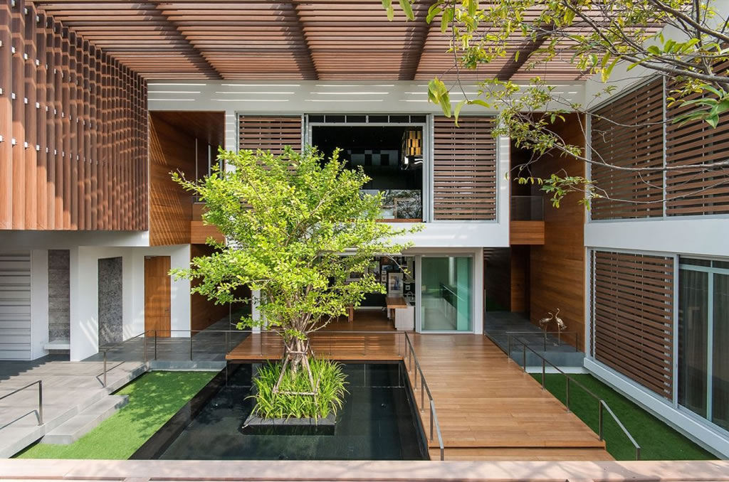 Private Home In Bangkok, Thailand By Openspace Design (19)