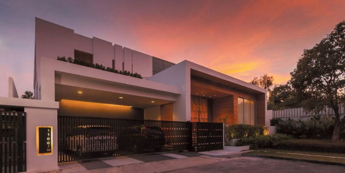 Private Home In Bangkok, Thailand By Openspace Design (1)