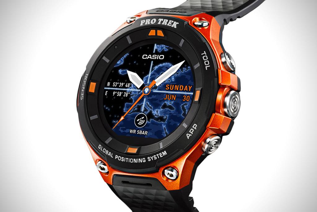 Pro Trek WSD-F20 Smartwatch By Casio 1