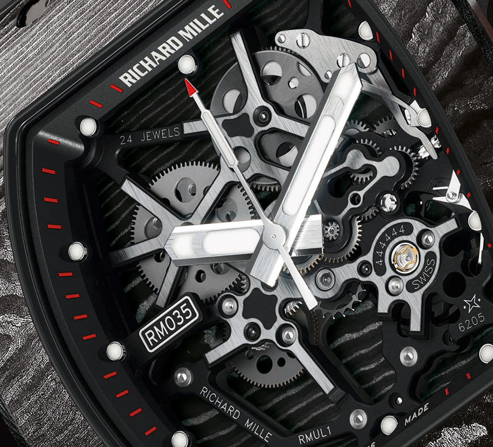 RM 035 Ultimate Edition Timepiece By Richard Mille (3)