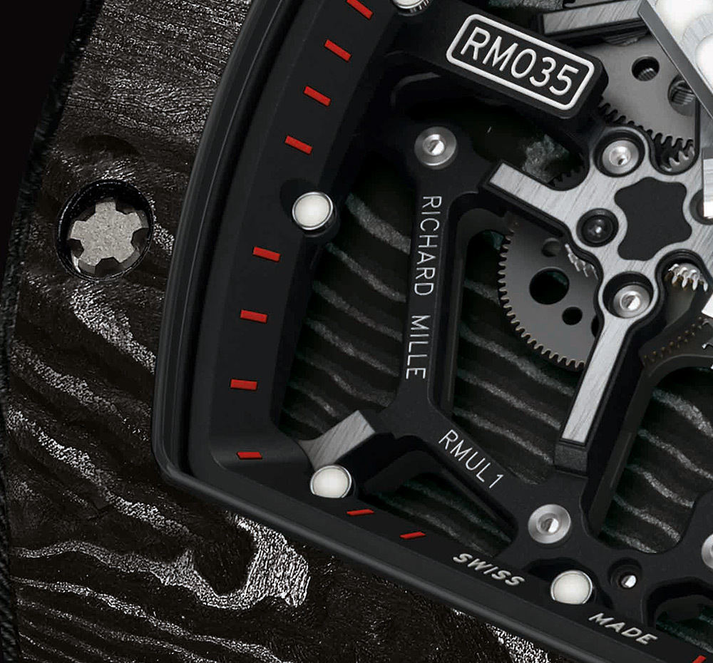 RM 035 Ultimate Edition Timepiece By Richard Mille (2)