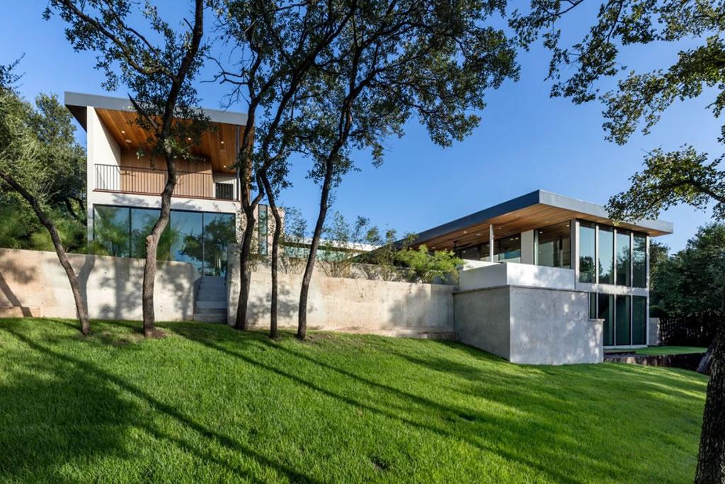 Splendid Home In Austin, Texas By Matt Fajkus Architecture 1