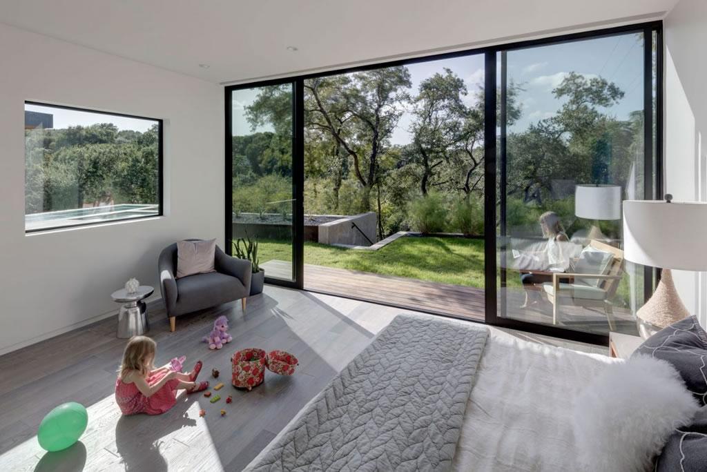 Splendid Home In Austin, Texas By Matt Fajkus Architecture 12