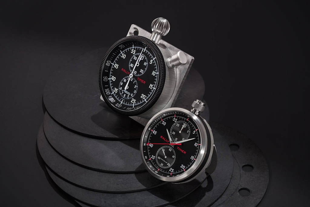 Timewalker Rally Timer Watch By Montblanc 3