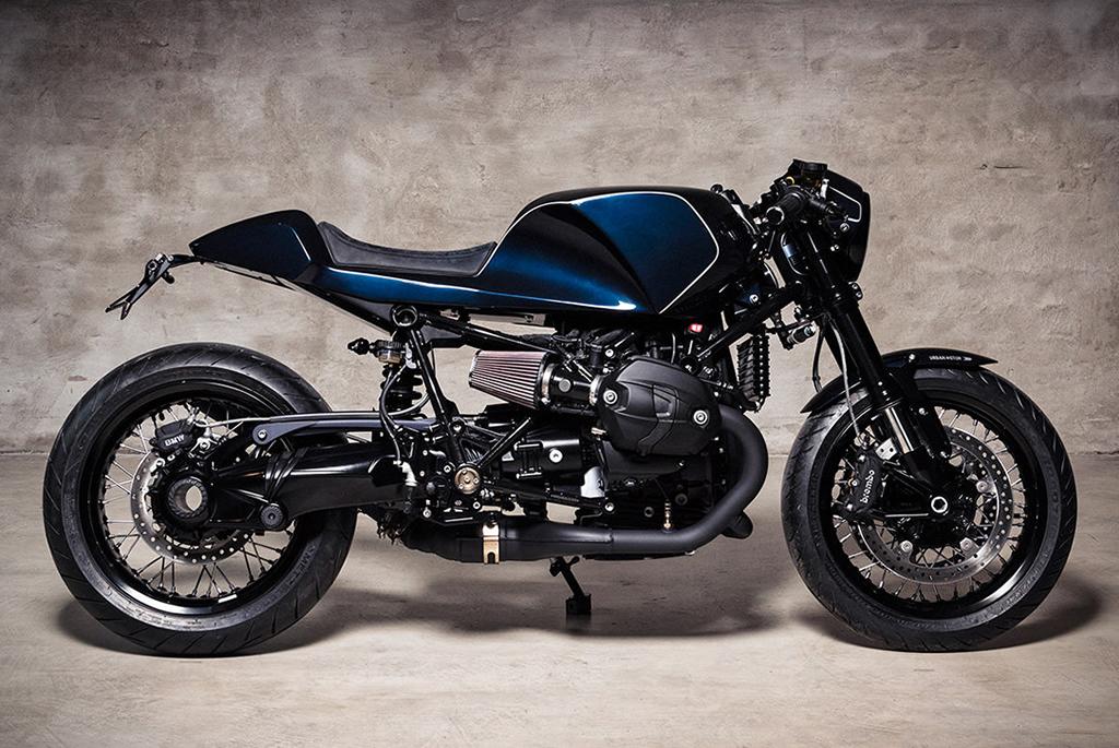 Urban Motor Creates A Stunning BMW R nineT 1