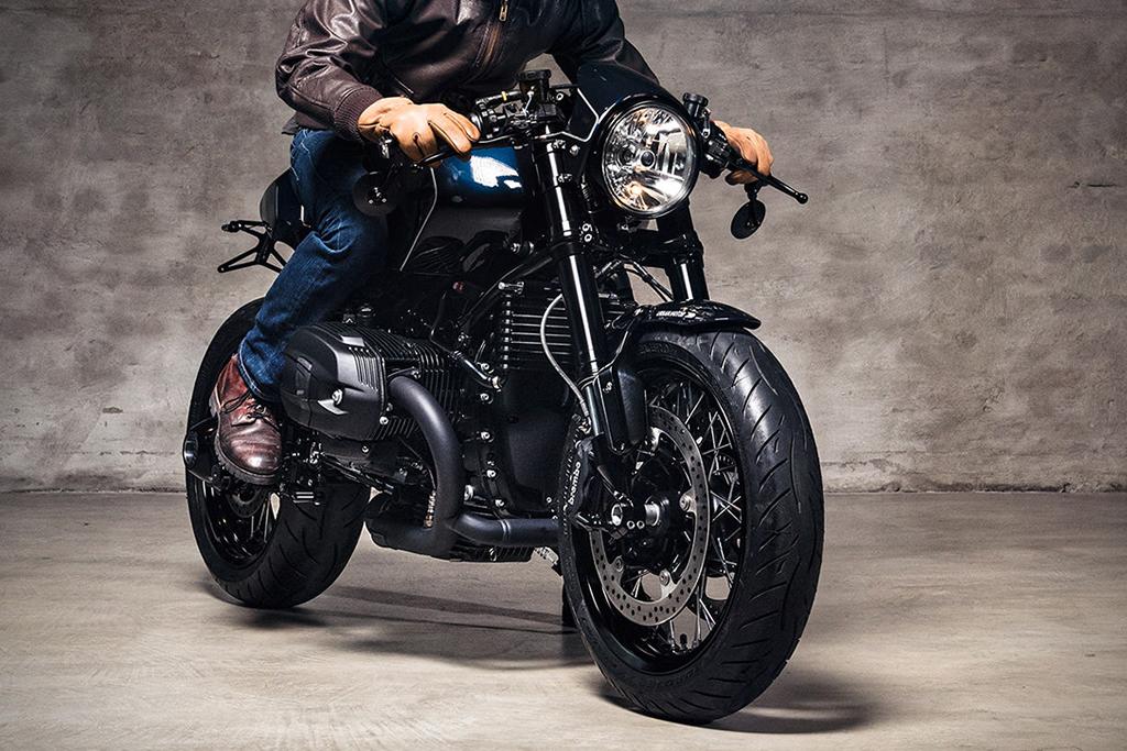 Urban Motor Creates A Stunning BMW R nineT 6