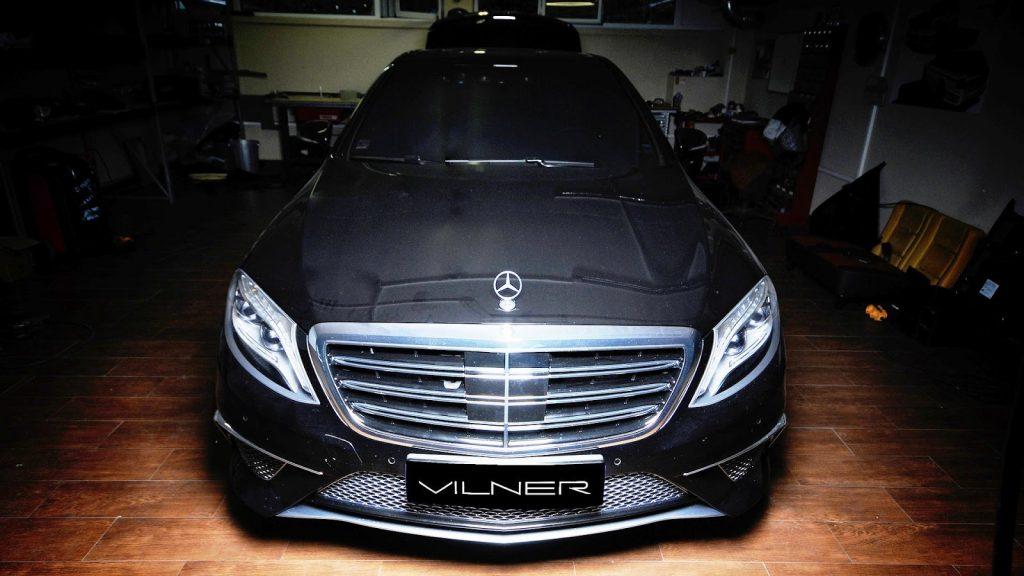 Vilner's Mercedes-AMG S63 Is Sublime (7)