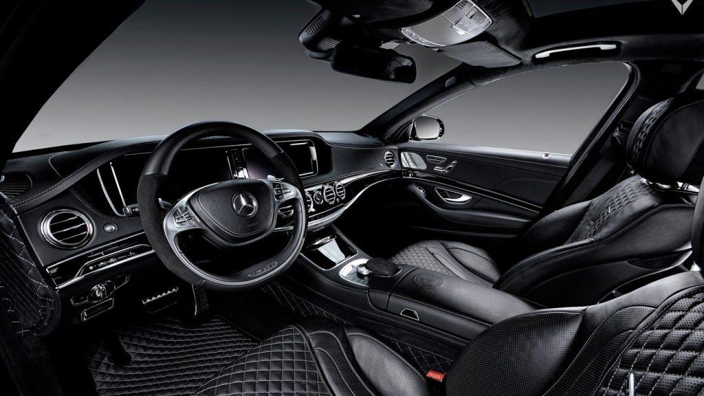 Vilner's Mercedes-AMG S63 Is Sublime (5)
