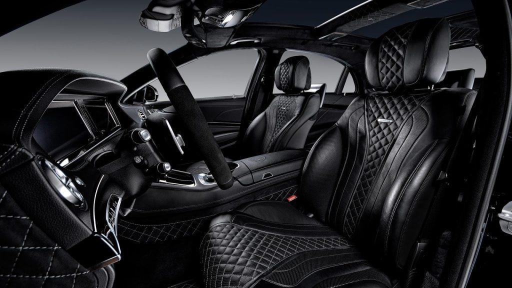 Vilner's Mercedes-AMG S63 Is Sublime (4)