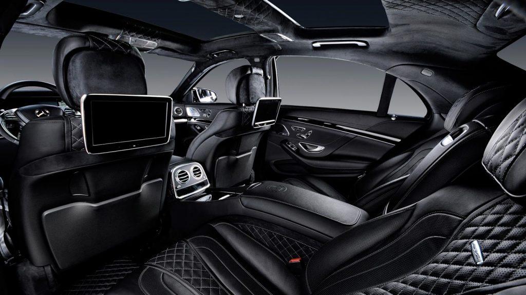 Vilner's Mercedes-AMG S63 Is Sublime (1)