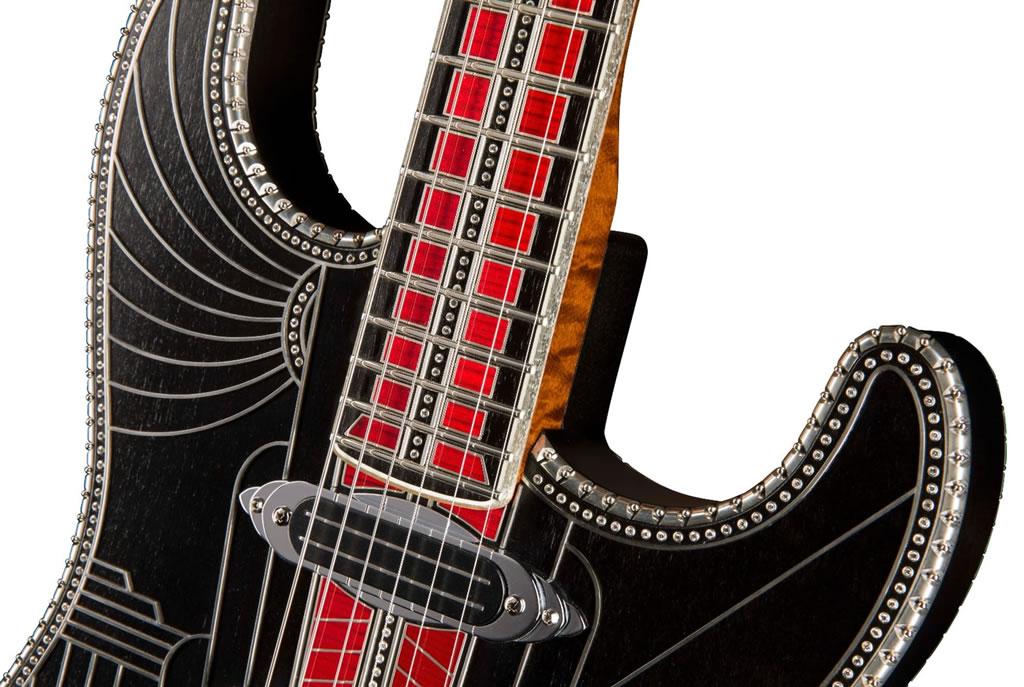 Diamond-Studded Fender Was Inspired By A Kodak Camera (1)