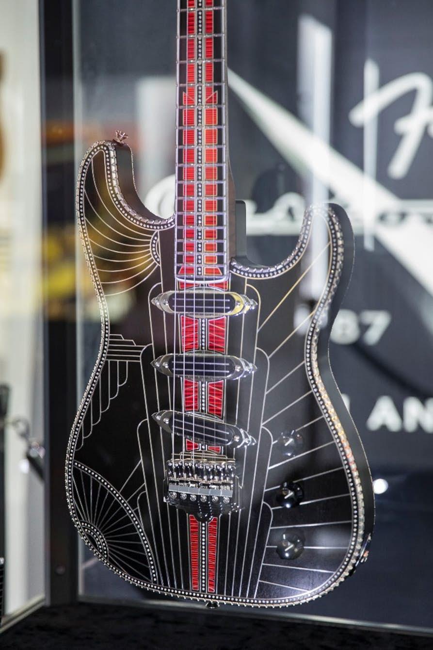 Diamond-Studded Fender Was Inspired By A Kodak Camera (12)