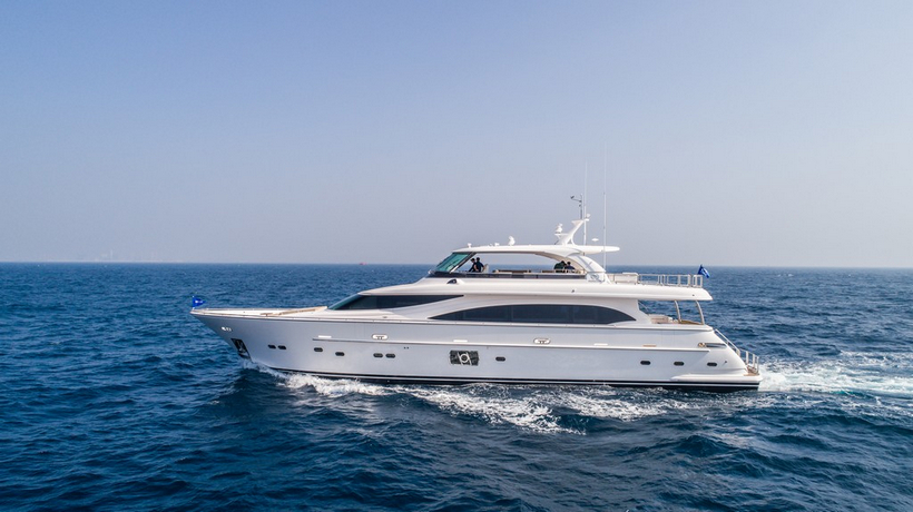 E98 Do It Now Superyacht By Horizon Yachts 2
