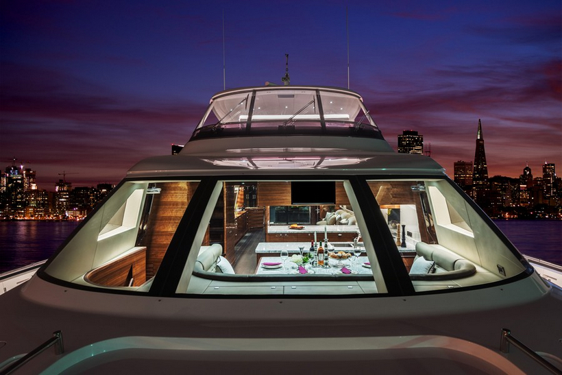 E98 Do It Now Superyacht By Horizon Yachts 5