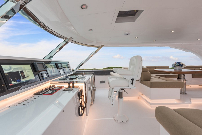 E98 Do It Now Superyacht By Horizon Yachts 6