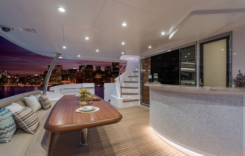E98 Do It Now Superyacht By Horizon Yachts 7