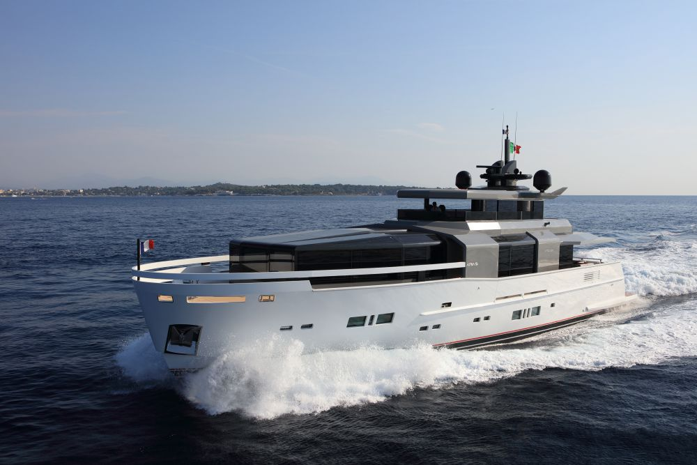 Eco-Friendly Aria.S Superyacht By Arcadia Yachts (13)