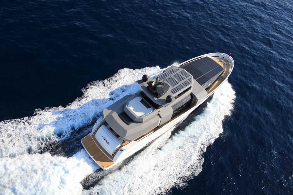 Eco-Friendly Aria.S Superyacht By Arcadia Yachts (9)