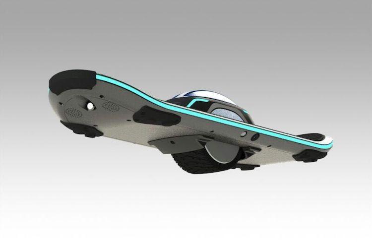 Futuristic Halo Board Is Mind-Blowing 2