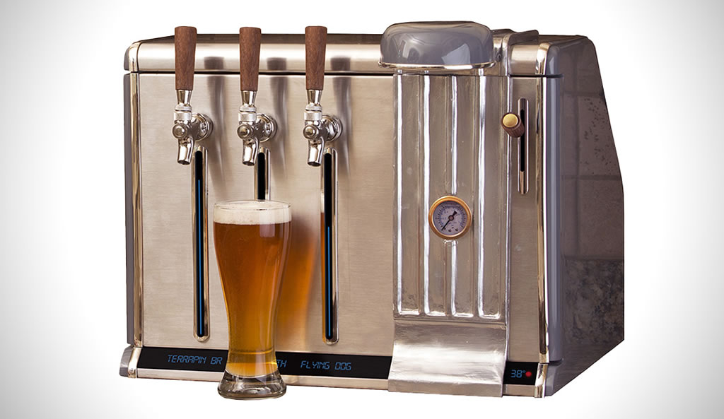 Growler Chill Is An Awesome Craft Beer Dispenser 1